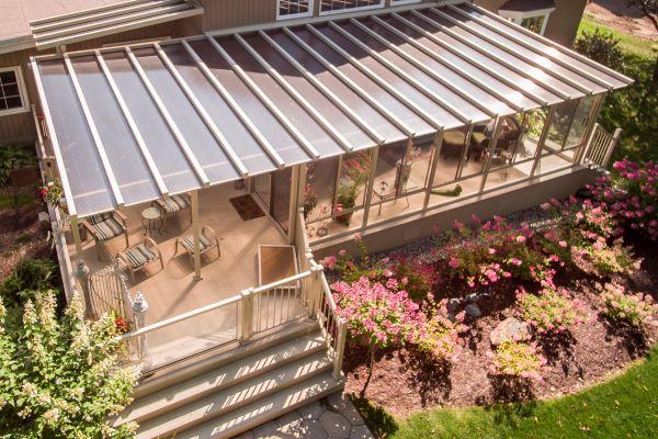 Grand Vista exterior roof