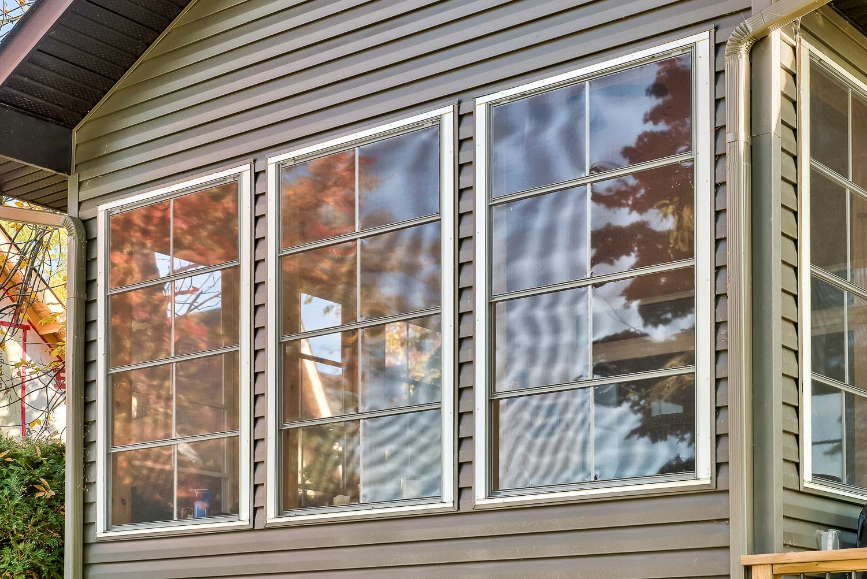 Weatherwall exterior